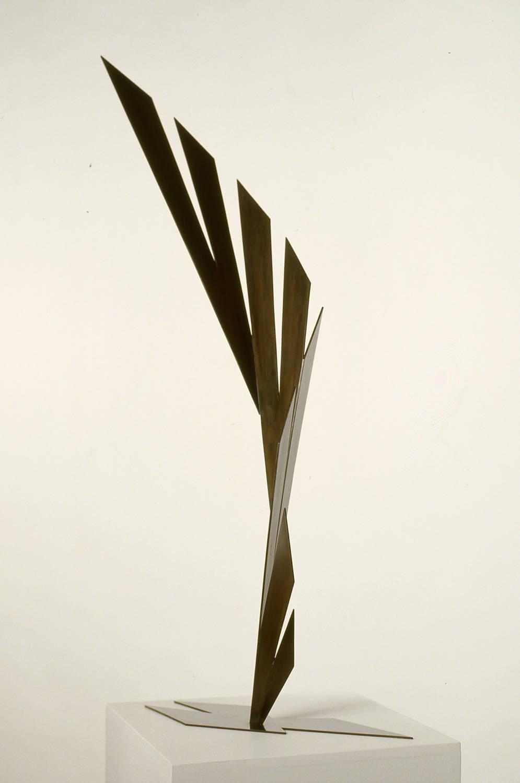Gesture - bronze