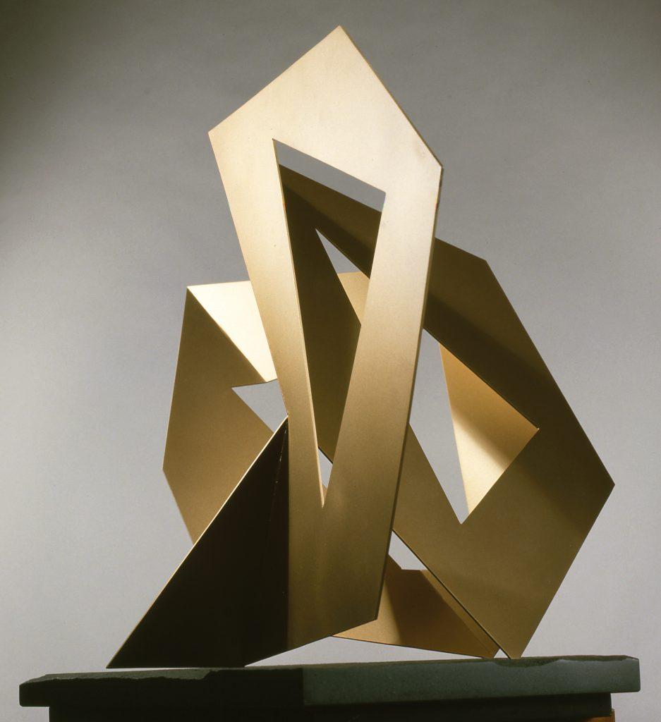 Pasture Piece - model - bronze
