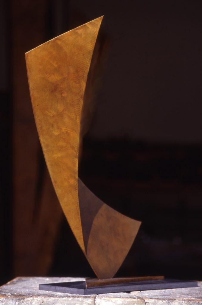 Pliante - model - bronze