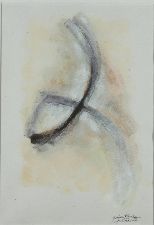 Untitled 1988 - acrylic