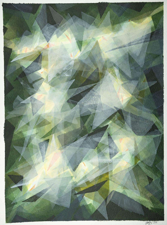 Untitled 2006 - acrylic